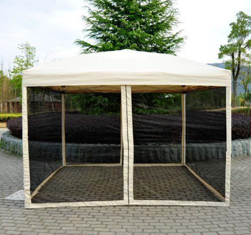 Screened Canopy Ebay