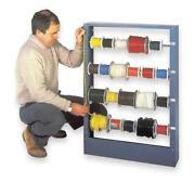 Wire Spool Rack
