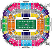 3 Carolina Panthers Tickets