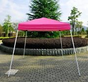 Pop Up Canopy Party Tent