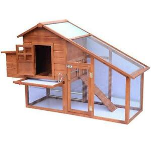 Chicken House chicken coop hen house | ebay