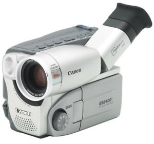 Canon hi8 8mm camcorder