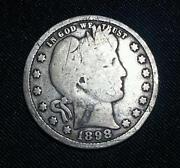 1898 Quarter