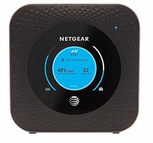Excellent Netgear Nighthawk M1 MR1100 Mobile Hotspot Router AT&T 60-Day Warranty