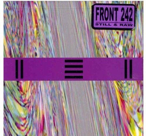 Front 242 - Still & Raw [New CD]