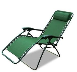 Lounge chairs folding beach patio zero gravity ebay for Anti gravity chaise