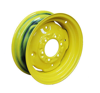 Front Tractor Tire (1 New John Deere Front Tractor Tire 6x16 6 hole Wheel Rim)