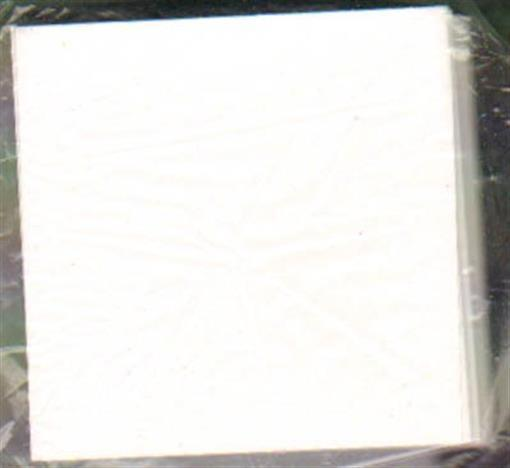 3.25x3.25 Large Vinyl Coin Flips Clear Double Pocket 100 Holders Frame A Coin 12