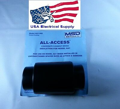 New Msd  Research Aa1 Ins All Access Condensate Cleanout Device