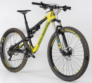 Stolen 2 Mountain Bikes from Kamloops (Rocky and Cube)