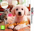 Nintendogs + Cats Retriever (Nintendo 3DS)
