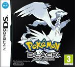 Pokémon: Black Version (DS) (3DS) Garantie & morgen in huis!