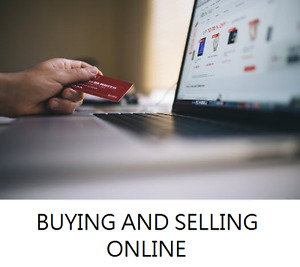 Buying and Selling Online Workshop August 23rd