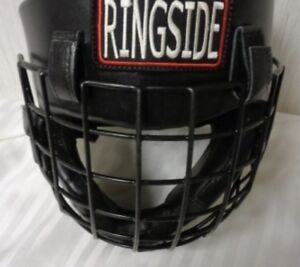 Brand New Ringside Safety Cage Training Headgear XL