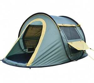 EASY UP 2 TENT OUTDOOR CONNECTION NEW Wishart Brisbane South East Preview