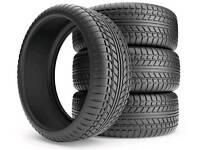 Winter tyres + Alloys