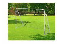 Metal 7ft x 5ft Football Goal 73.