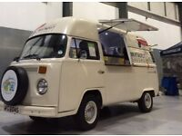 Catering Van for Sale