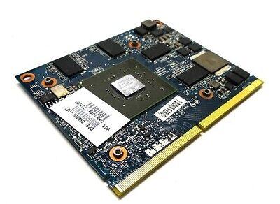 HP / Compaq 595820-001 8540p 8540w NVS 5100 1GB MXM 3.0A Video Card