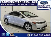 2007 Honda Civic Cpe LX