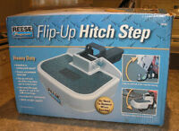 Reese Towpower Flip Up Hitch Step