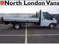 FORD TRANSIT 2.2 350 DROPSIDE - ONE OWNER, Full Service History, CD Player, Electric Windows