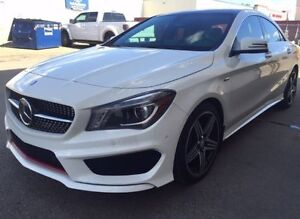 2016 Mercedes-Benz CLA250 4MATIC FULLY LOADED