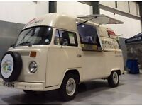 VW Catering Van for sale