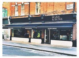 FREE HAIR SERVICES TOP LONDON SALON!