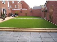 All Gardens and driveways artificial grass supplied and fitted - block paving - flagging - fencing