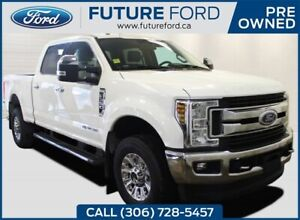 2018 Ford Super Duty F-350 SRW XLT|6.7 DIESEL|HEATED SEATS|TRAIL