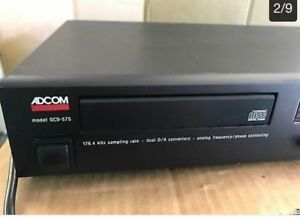 Adcom CD player-moving on fri hoping to sell