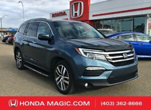 2016 Honda Pilot Touring|FRONT AND REAR HEATED SEATS|7 PASSENGER