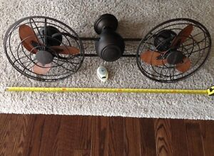 Ceiling Fan: Beautiful, Bronze Harbour Breeze