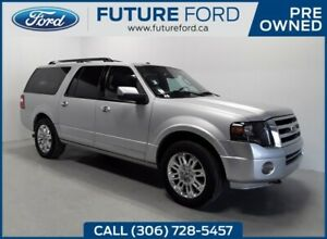 2014 Ford Expedition EL Limited |FULLY LOAD|PLUS REAR DVD PLAYER