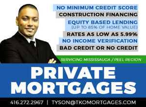 Private Mortgages ✪ Fast Approval ✚ 2nd Mortgages ✚ Any Credit ✪