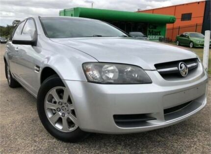 2009 Holden Commodore VE MY09.5 Omega Silver 4 Speed Automatic Sportswagon Slacks Creek Logan Area Preview