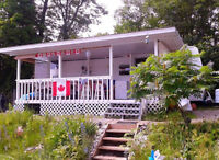 Waterfront 30FT.RV , Family camping, Perth area, sleeps 8,