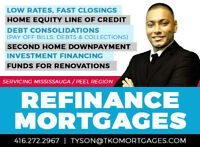 Refinance & Mortgage Renewals ✪ Fast Pre-Approvals ✚ Low Rates ✪