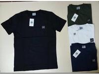CP Company and Stone Island Tshirts