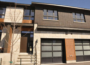 Modern brand new house for rent in le Plateau,  Hull