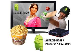 Jadoo 5S South Asian 4K TV box-QUAD CORE-BLUETOOTH-2 YR.WARRANTY