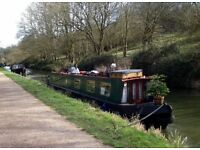 57ft Narrowboat Elizajane For Sale