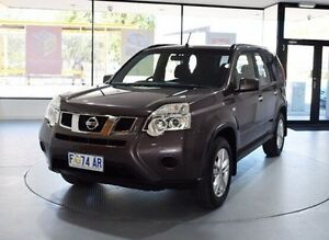 2012 Nissan X-Trail T31 Series V ST Grey 1 Speed Constant Variable Wagon Invermay Launceston Area Preview