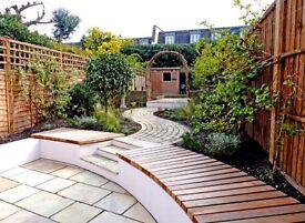 Low Price Gardener, Decking, Slabing, Fencing Quick Service