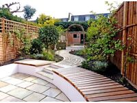 Low Price Gardener, Decking, Slabing, Fencing Quick Service