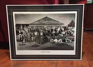 Toronto Maple Leafs limited edition framed Team picture