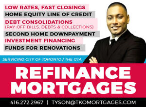 Refinance / Mortgage Renewals ✪ Fast Pre-Approvals ✚ Low Rates ✪