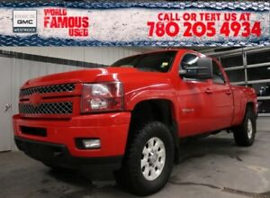 2011 Chevrolet Silverado 2500HD LTZ. Text 780-205-4934 for more