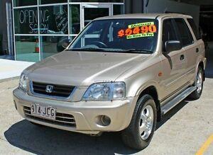 2001 Honda CR-V RD Gold 5 Speed Manual Wagon Ashmore Gold Coast City Preview